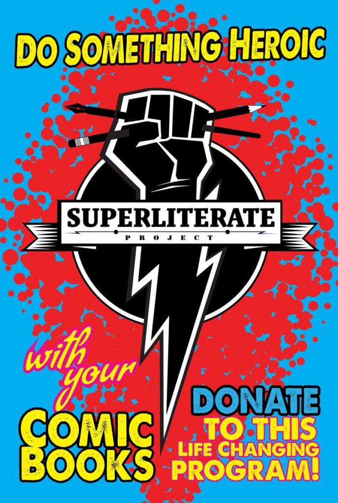 superliterate poster