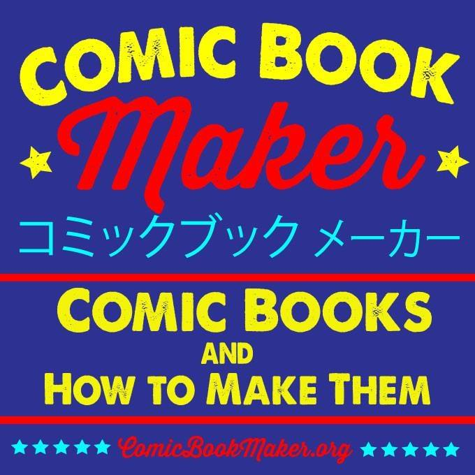 comic book maker podcast