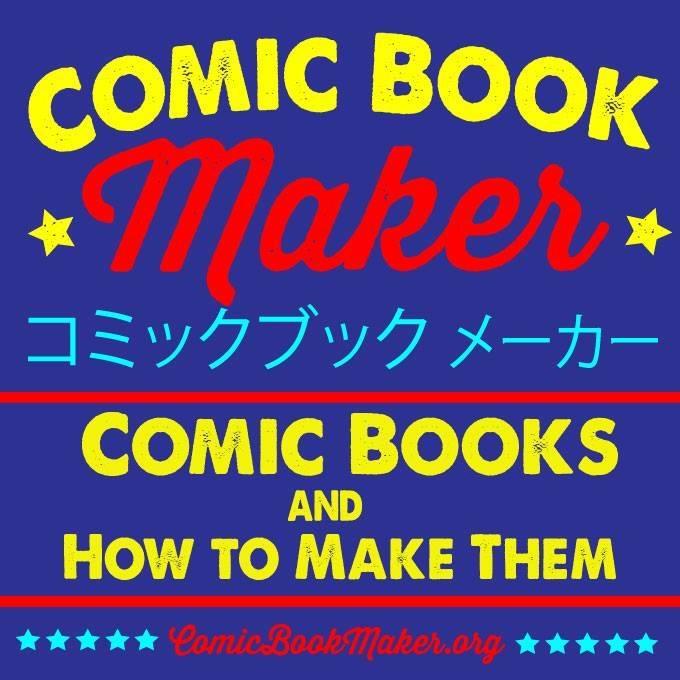 comic book maker podcast